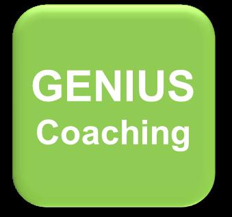 Logo genius coaching
